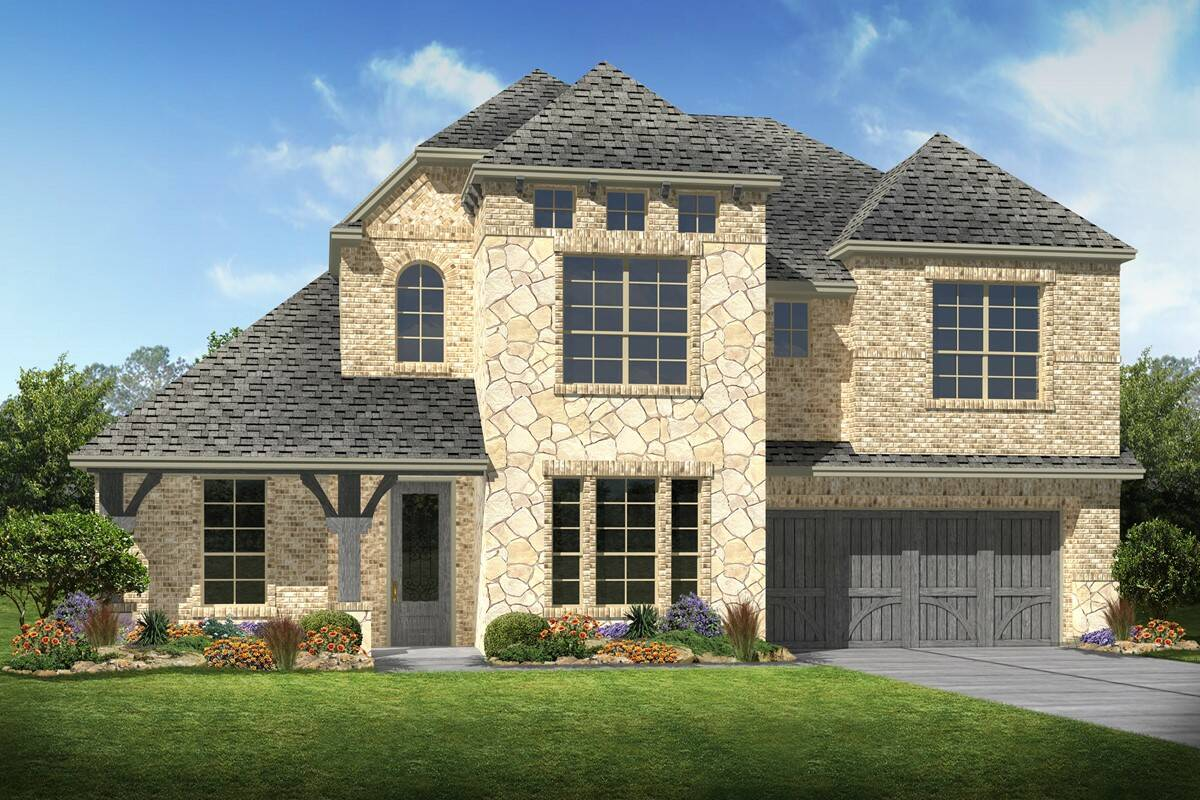 Creekside estates rosemeade ii for New home source dfw