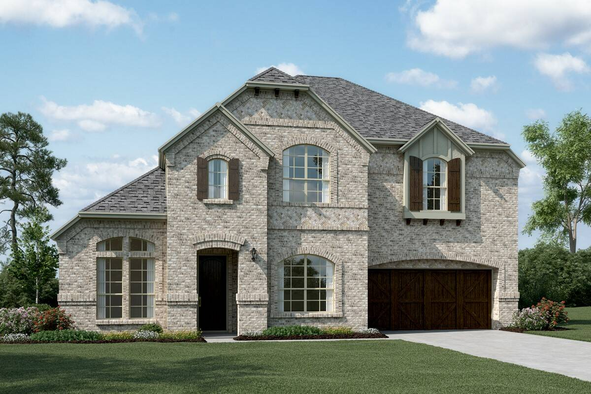 Rosemeade III C new homes dallas tx