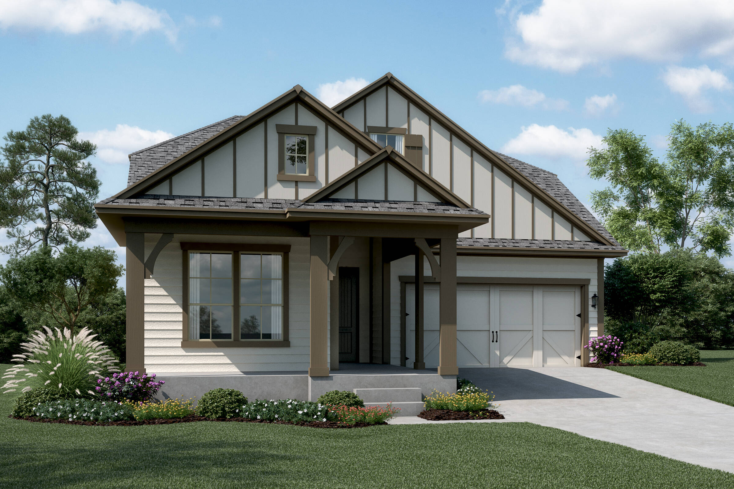 St. Augustine A Siding new homes dallas tx