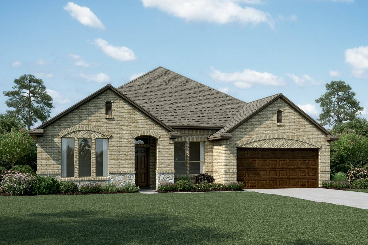 Sterling II B Stone new homes dallas tx