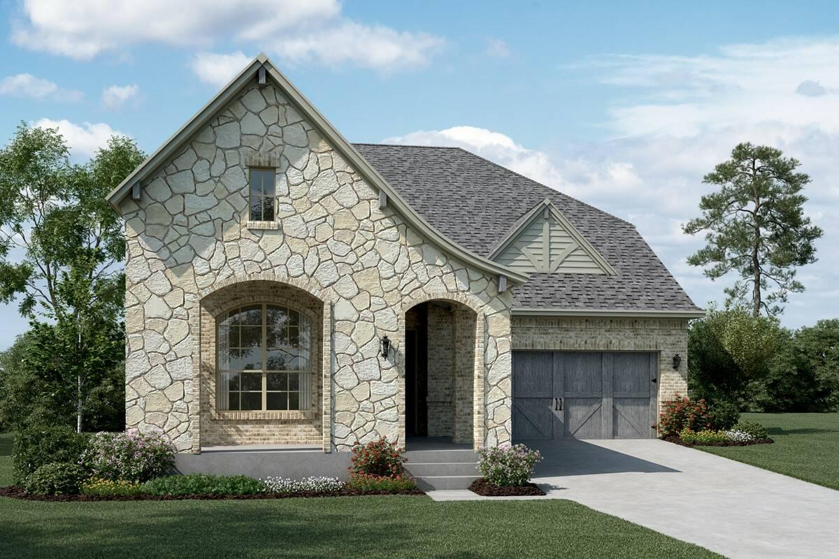 Ventura C Stone new homes dallas tx
