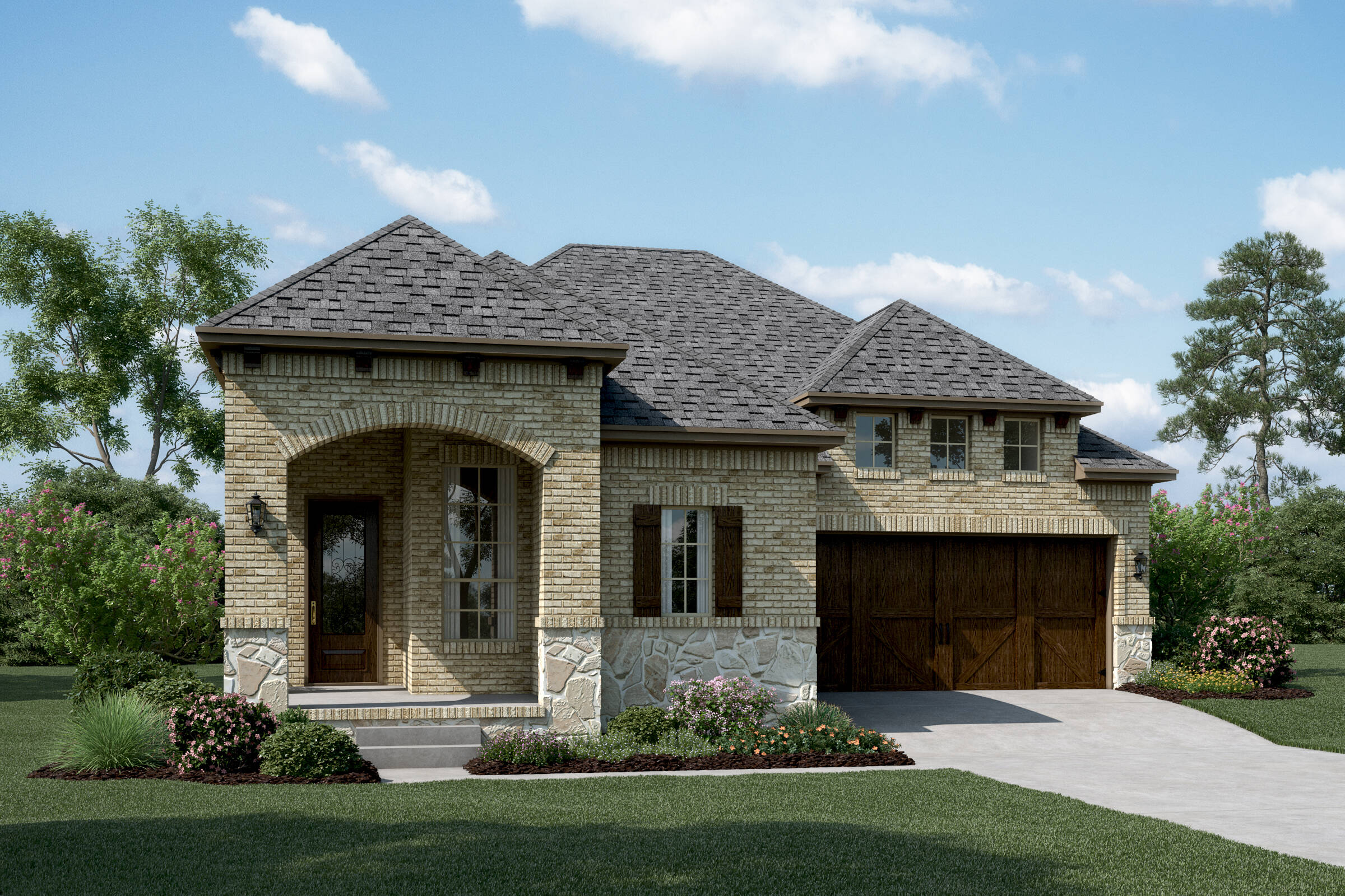 Virginia B Stone new homes dallas tx