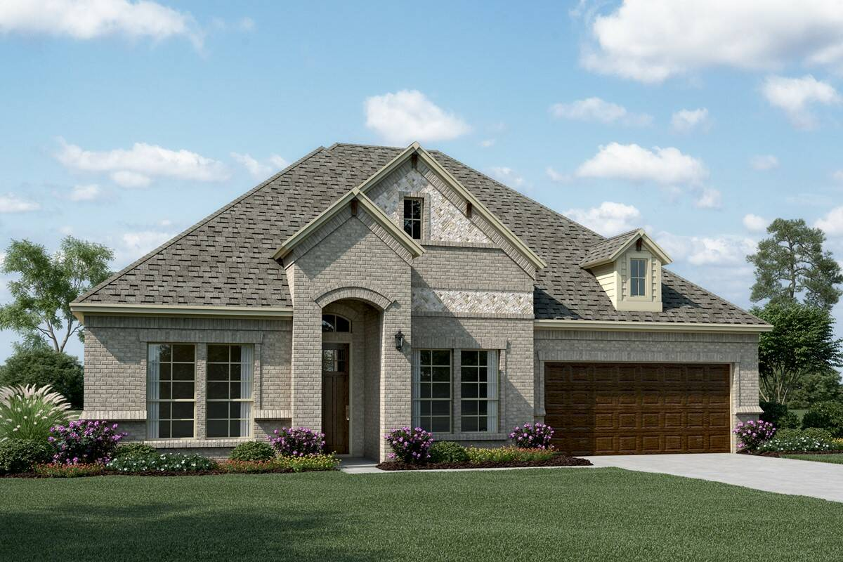 Walden V C new homes dallas tx