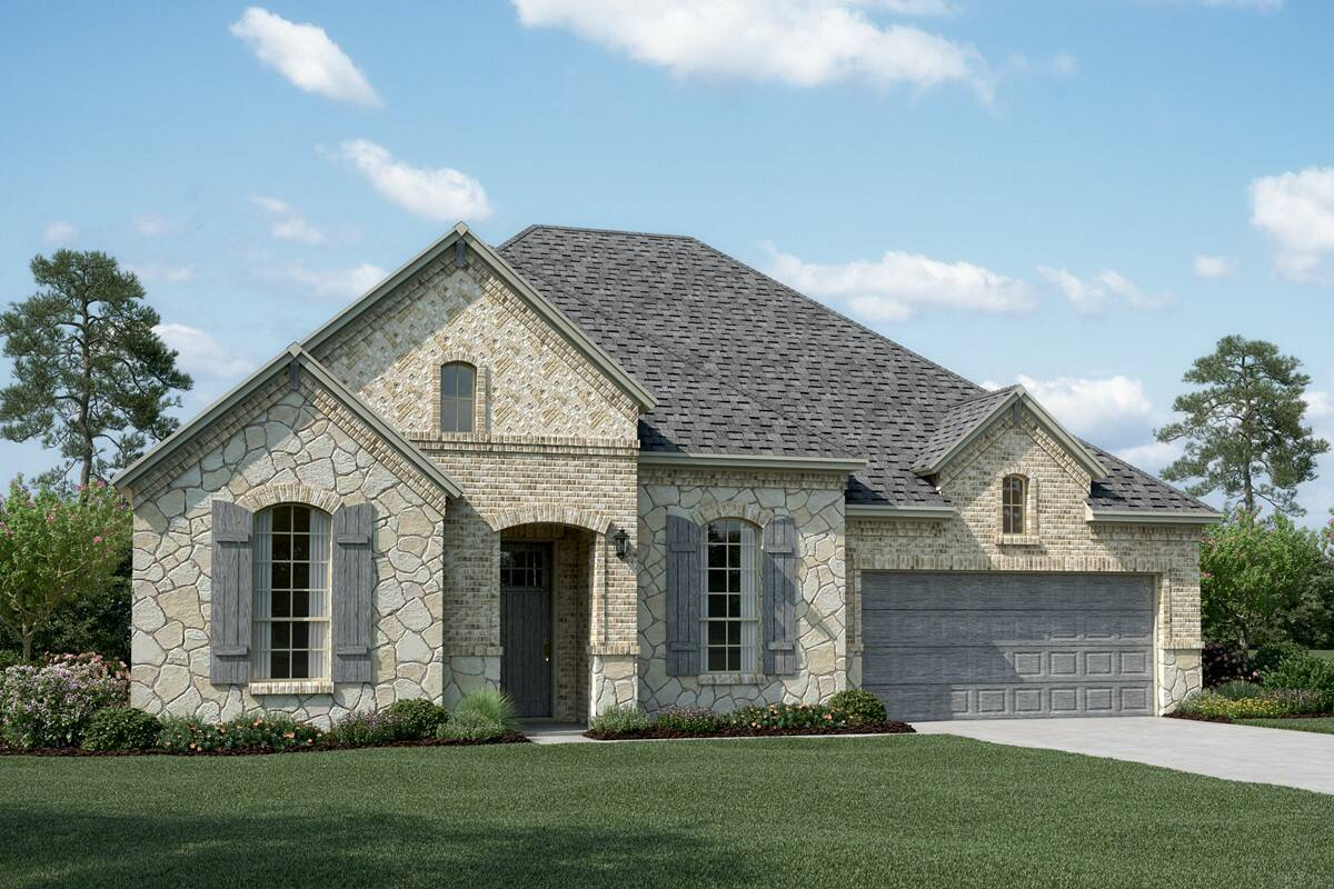 Walden V D Stone new homes dallas tx