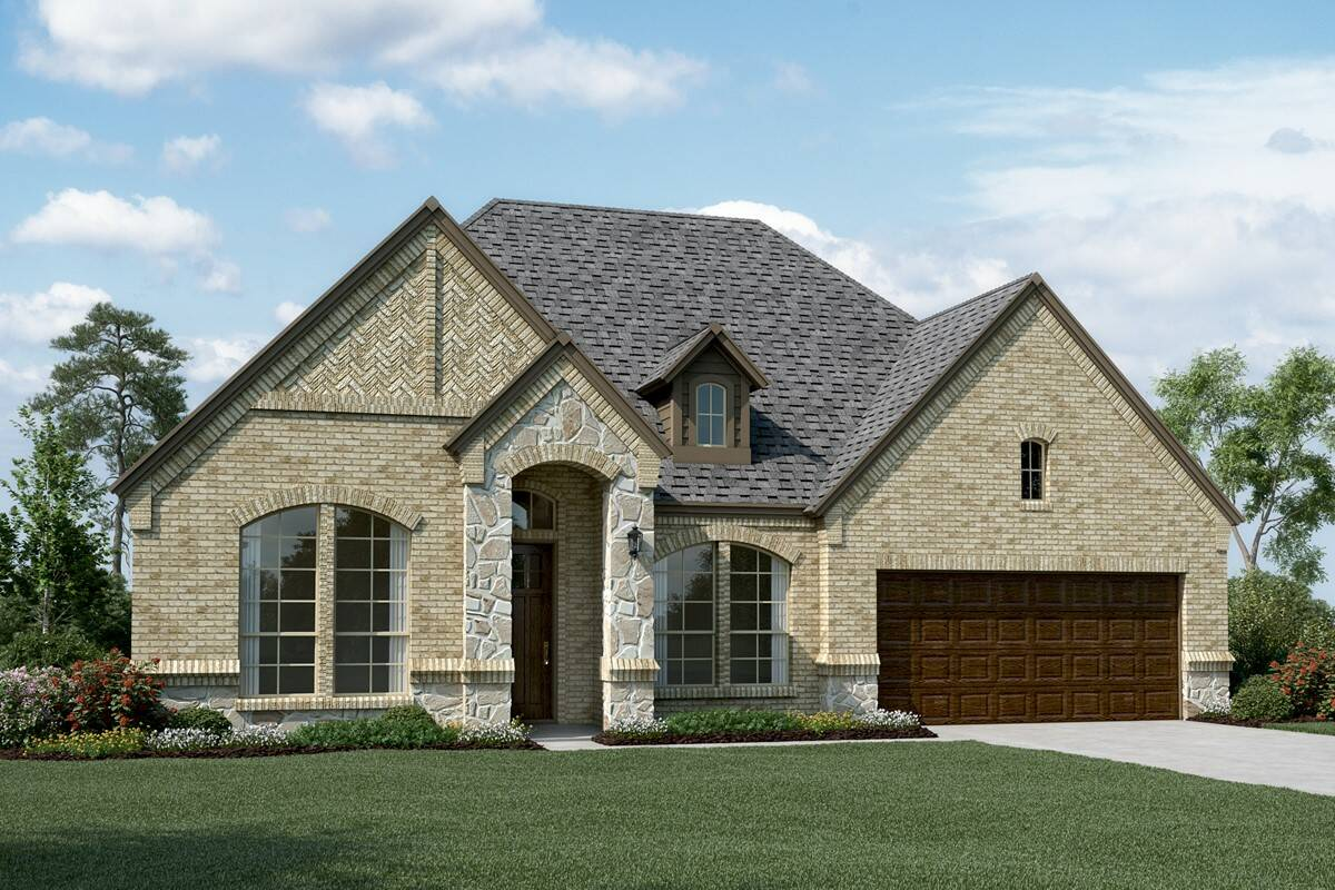 Walden V E Stone new homes dallas tx