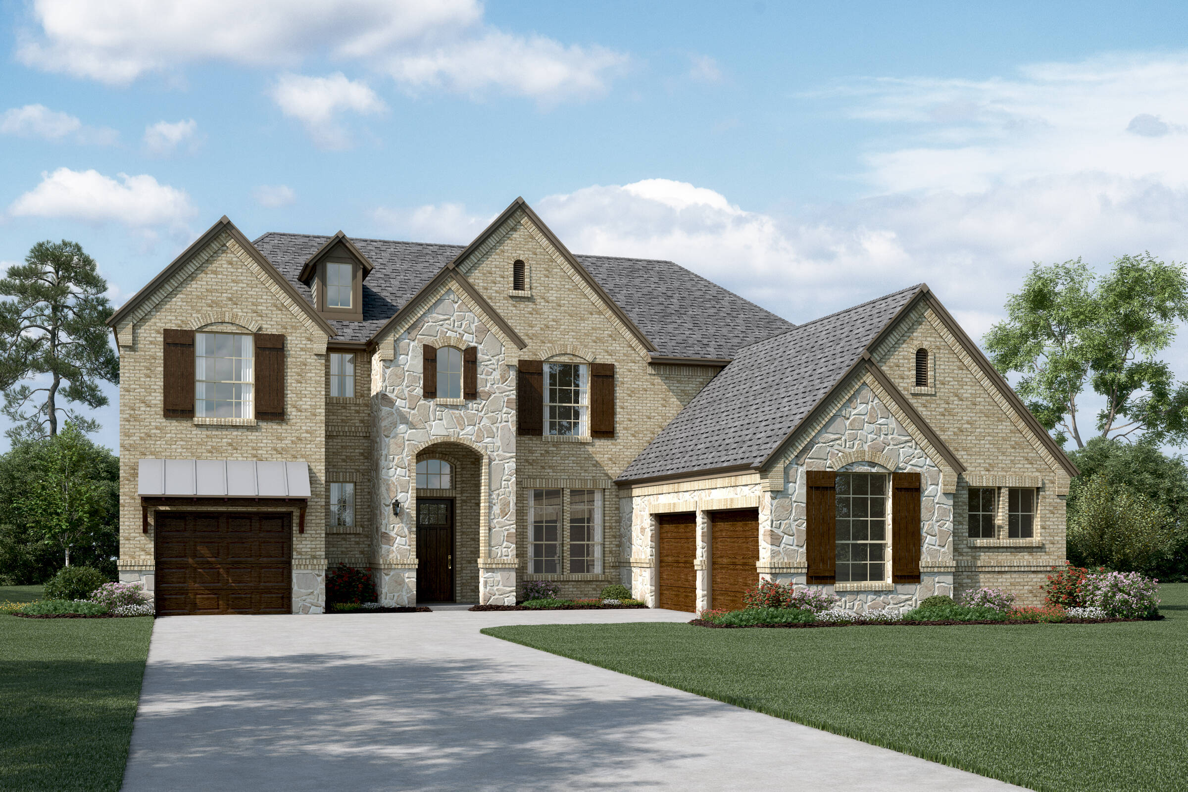 Weston L Stone new homes dallas tx