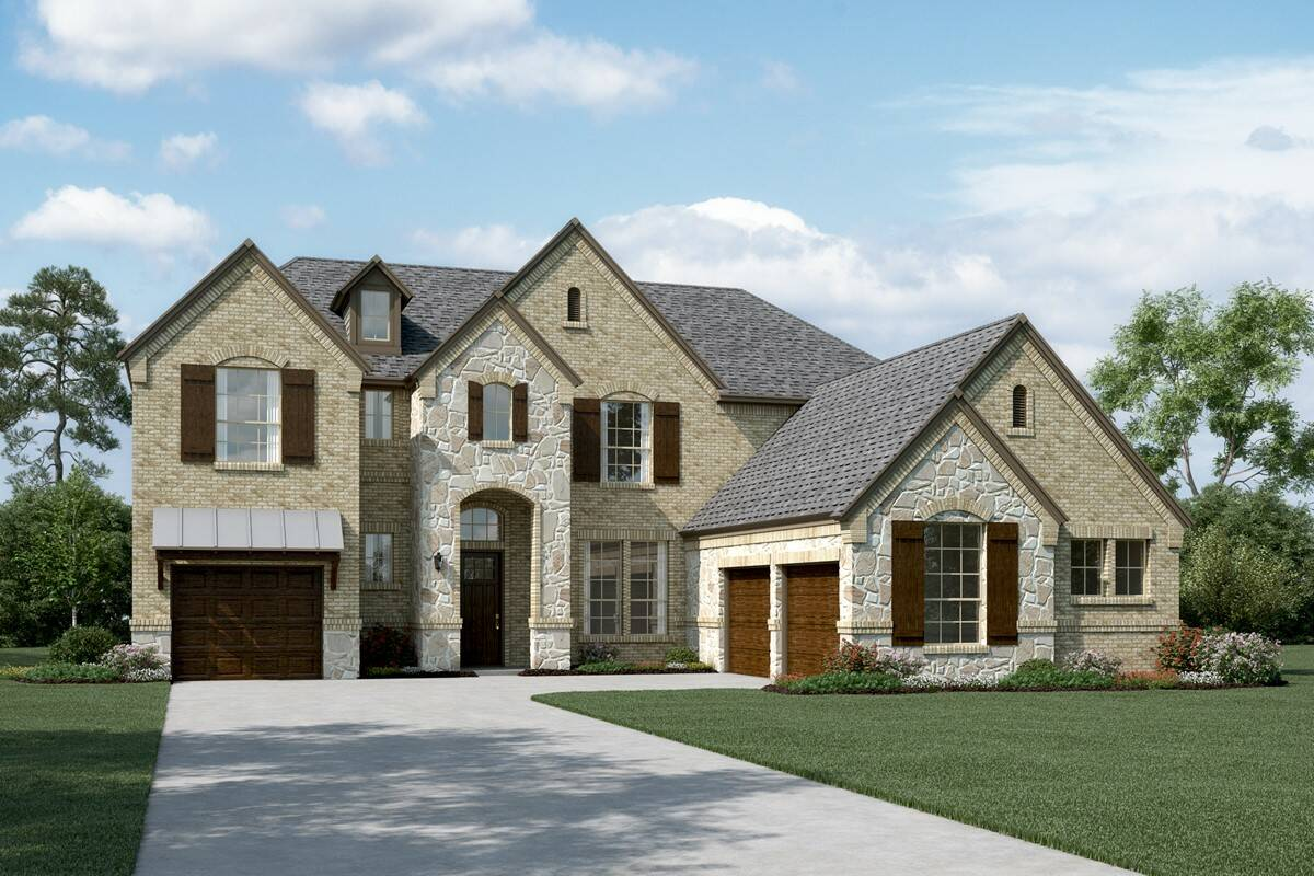 Bluff Creek Estates - New Homes in Murphy, TX on