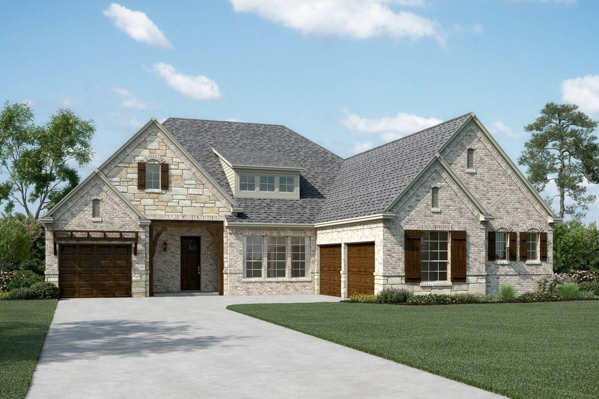 Williamson II K Stone new homes dallas tx