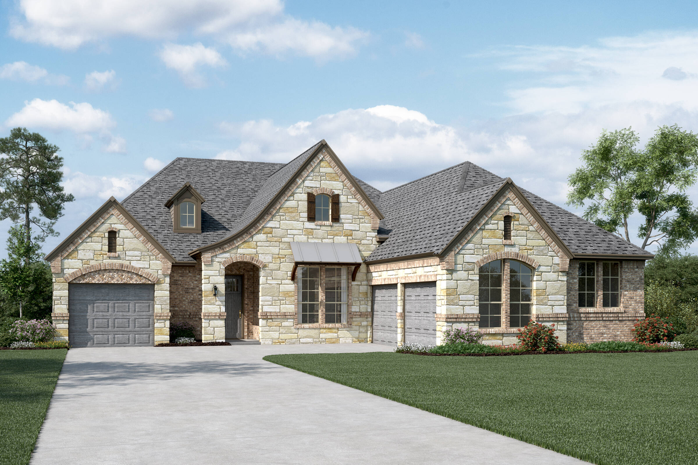 Williamson II L Stone new homes dallas tx