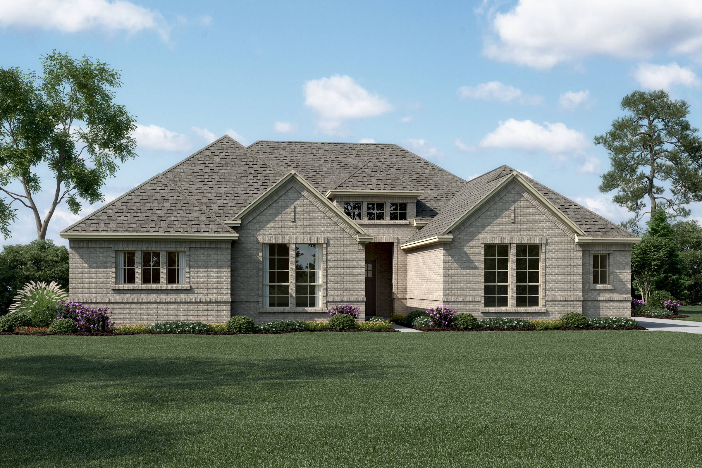 Windhaven J new homes dallas tx
