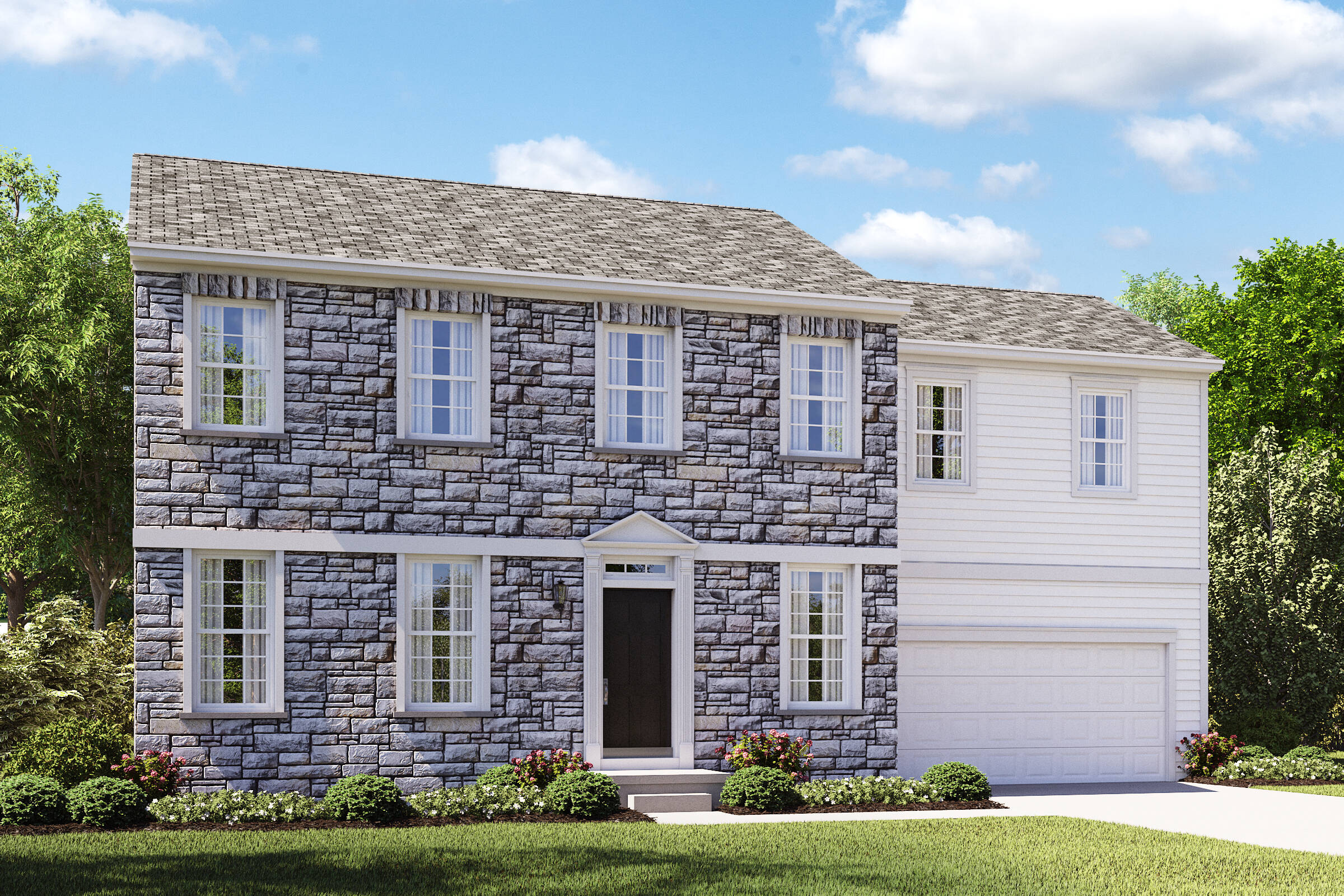 olvera at new homes at wellspring in virginia