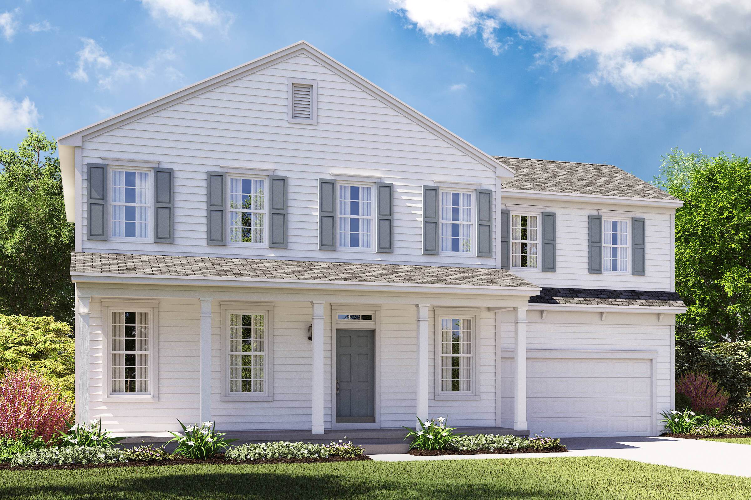 olvera cs new homes at wellspring in virginia