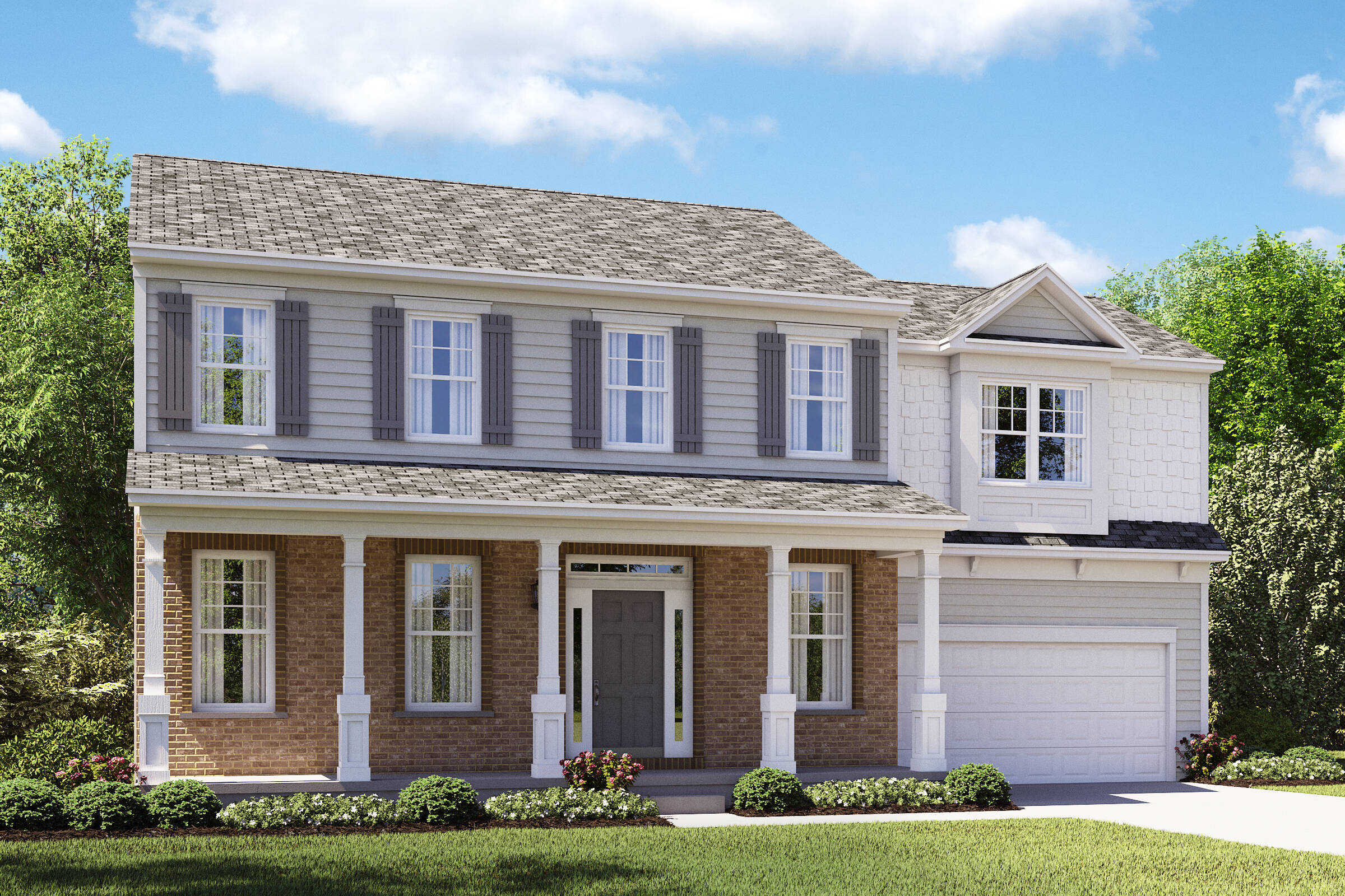 olvera db new homes at wellspring in virginia