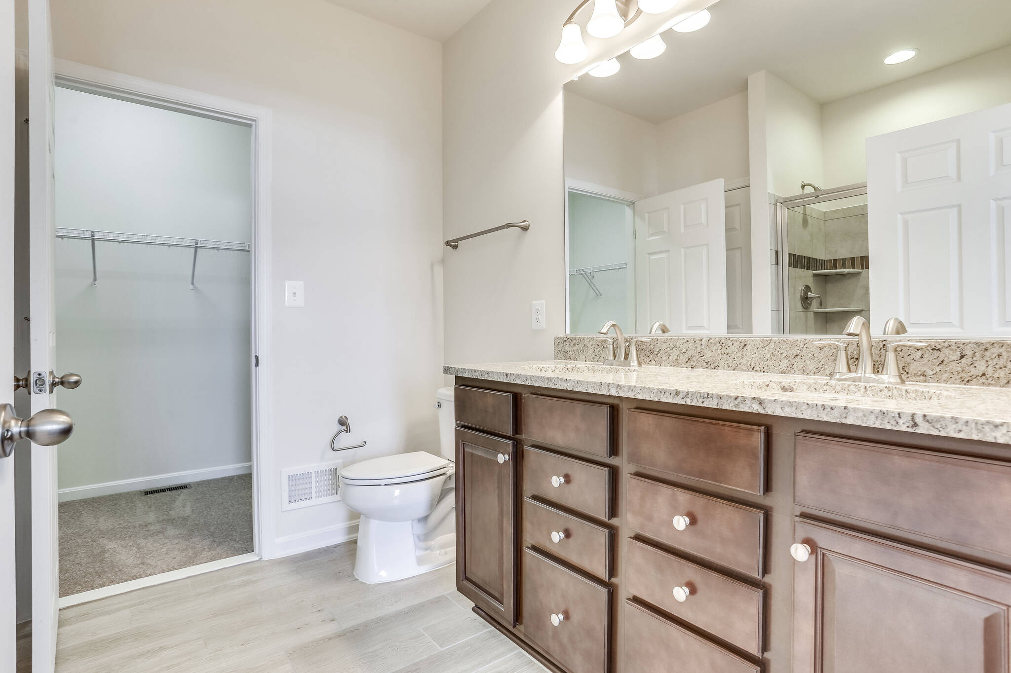 owners bath4 sonoma 68  lot 51 new homes at wellspring