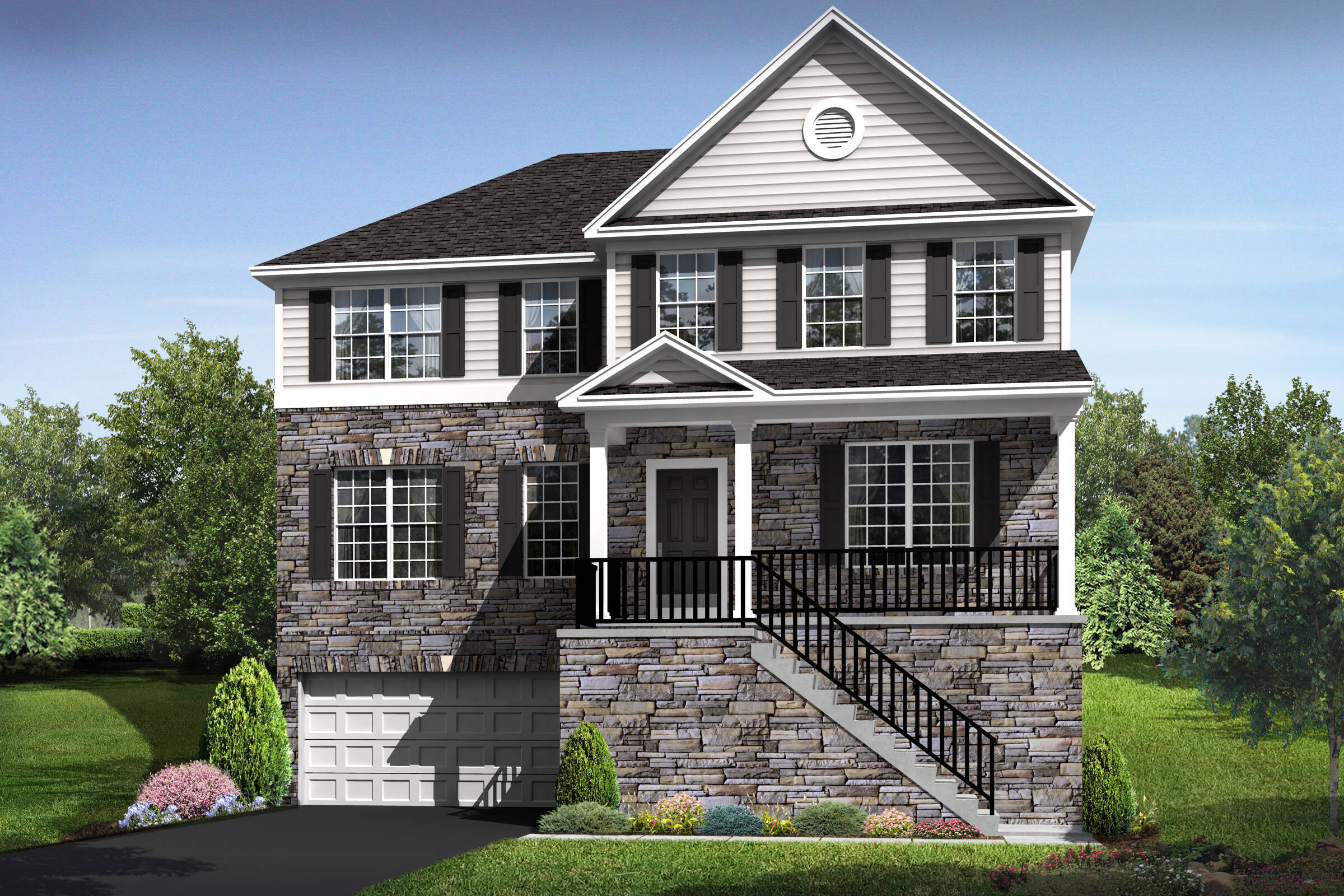 windmere c new homes at wellspring in virginia