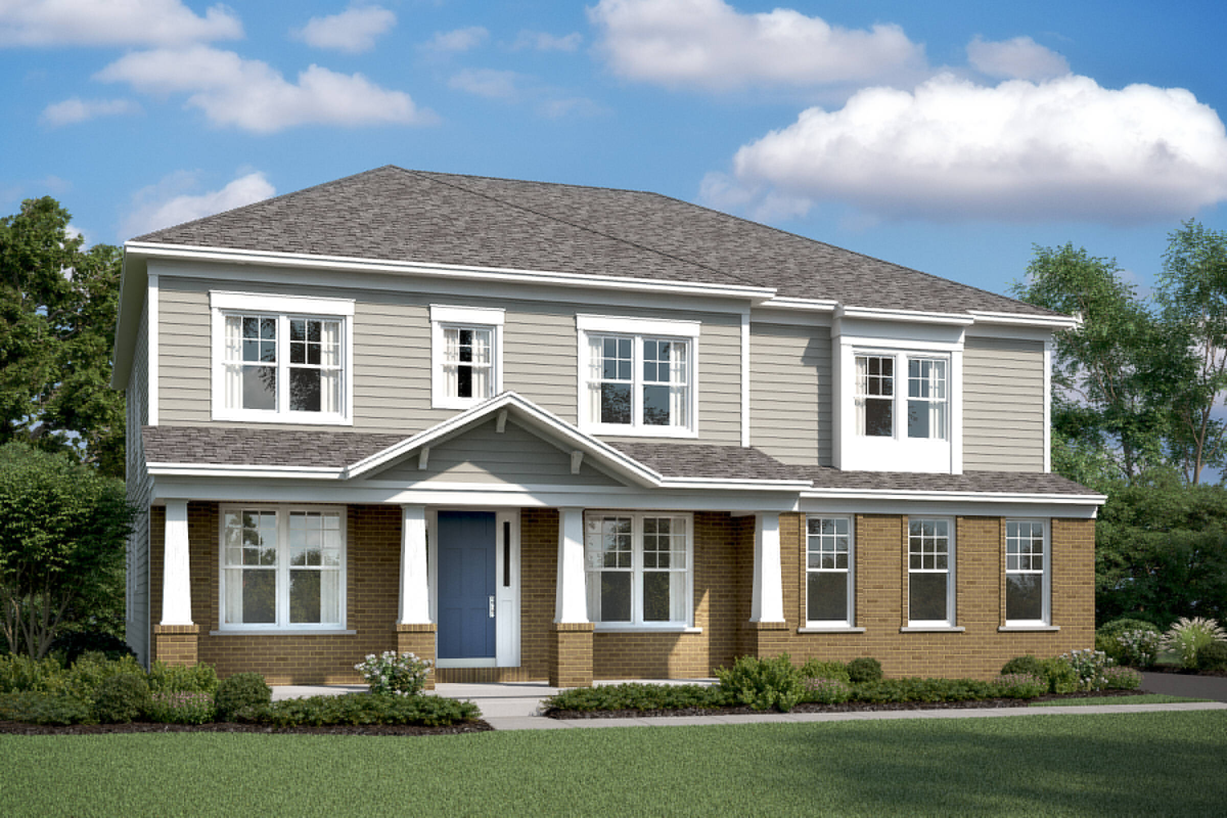 memphis II fs stone new homes at alexander lakes