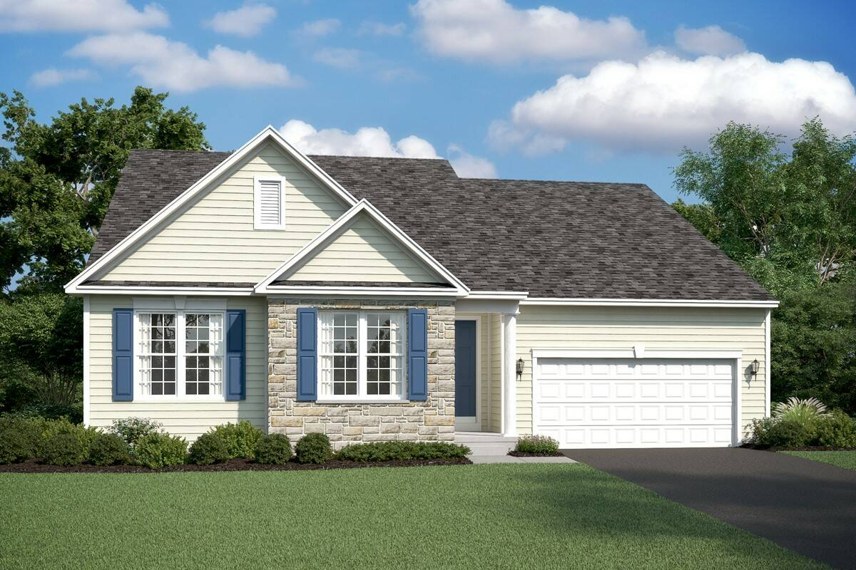 berry hill II a stone new homes at bensens mill