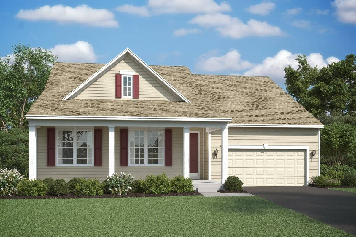 berry hill II b new homes at bensens mill
