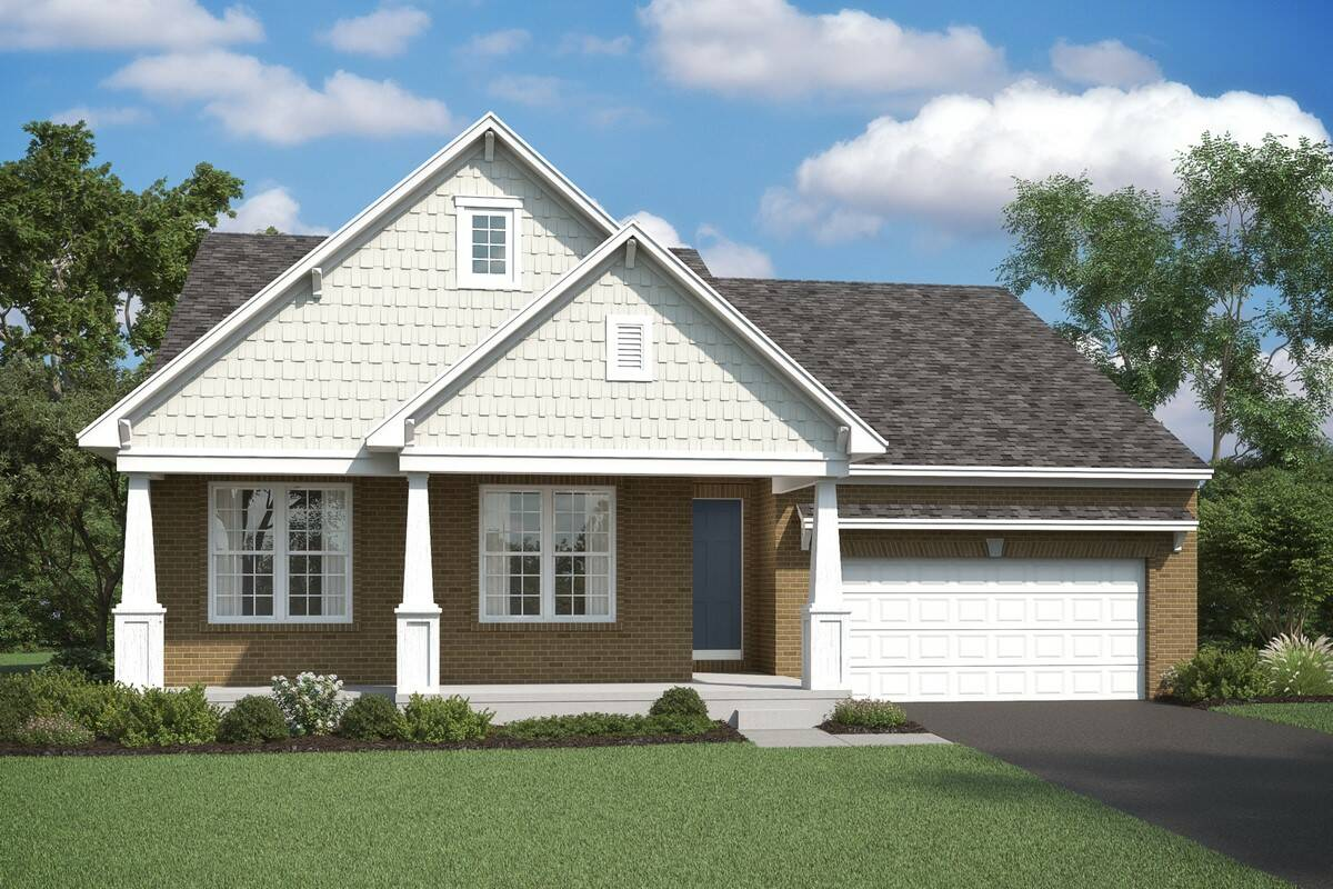 berry hill II c new homes at bensens mill