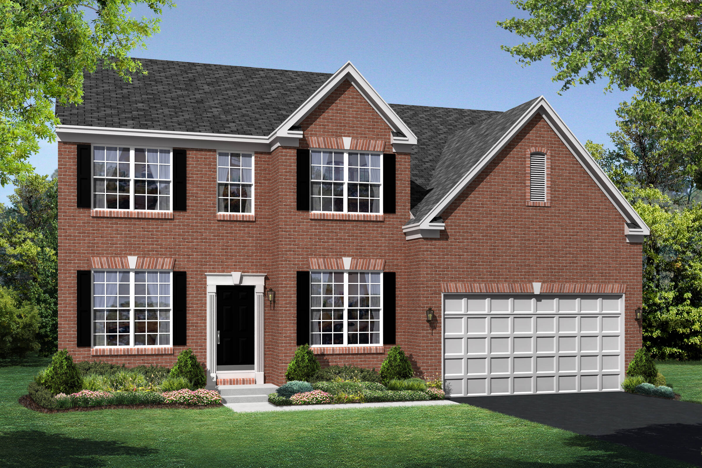 Maryland I-II-Traditional-Brick