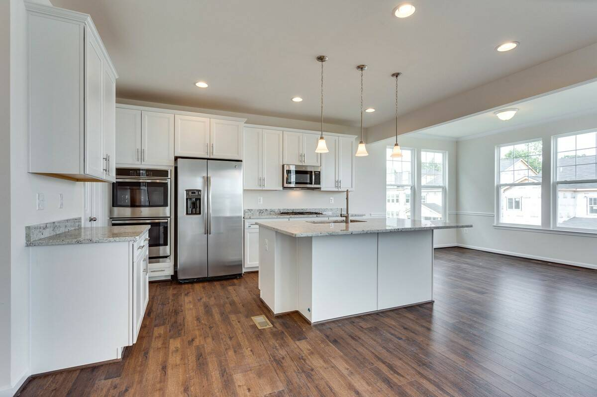 kitchen tucker 437 lot 977 new homes at embrey mill