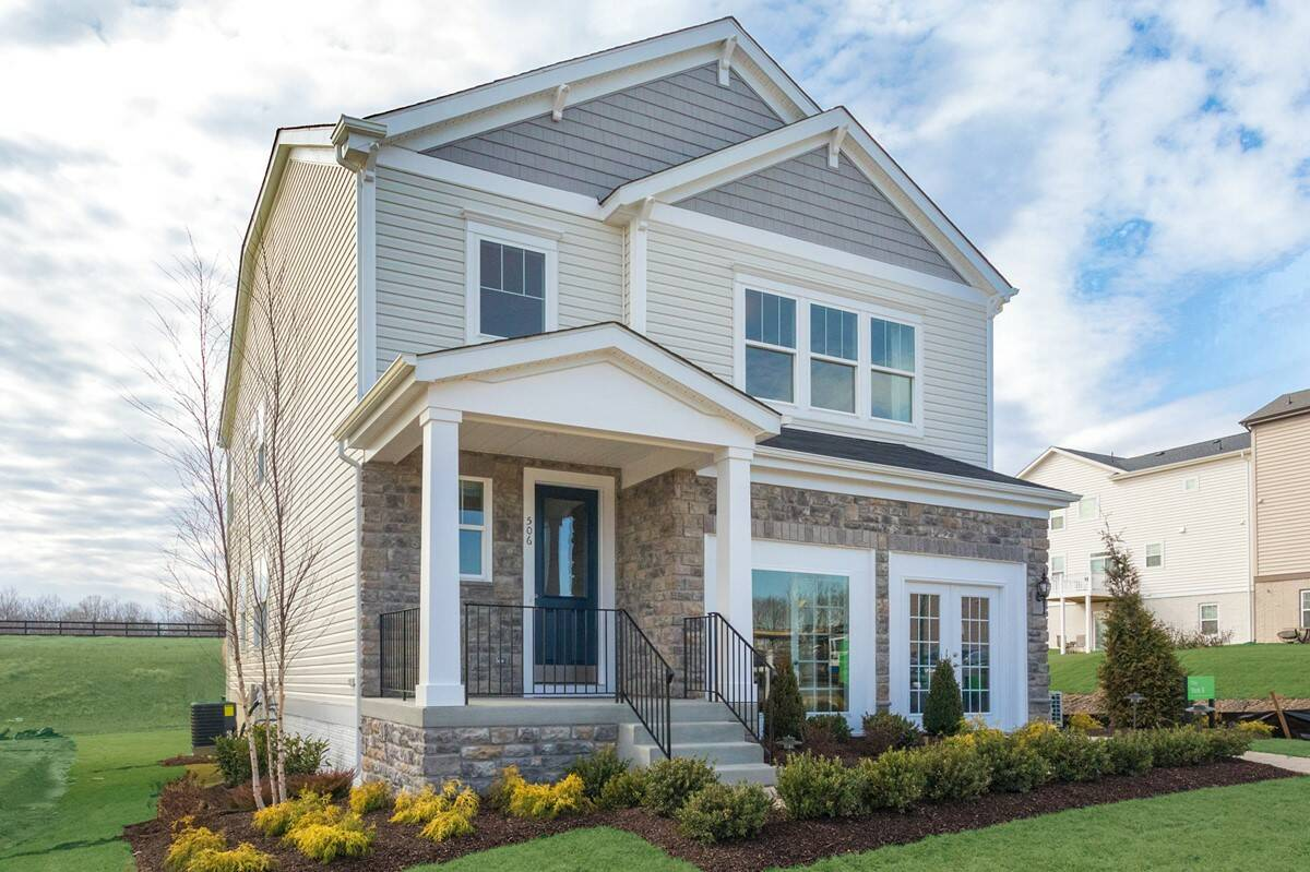 york II b new homes at embrey mill