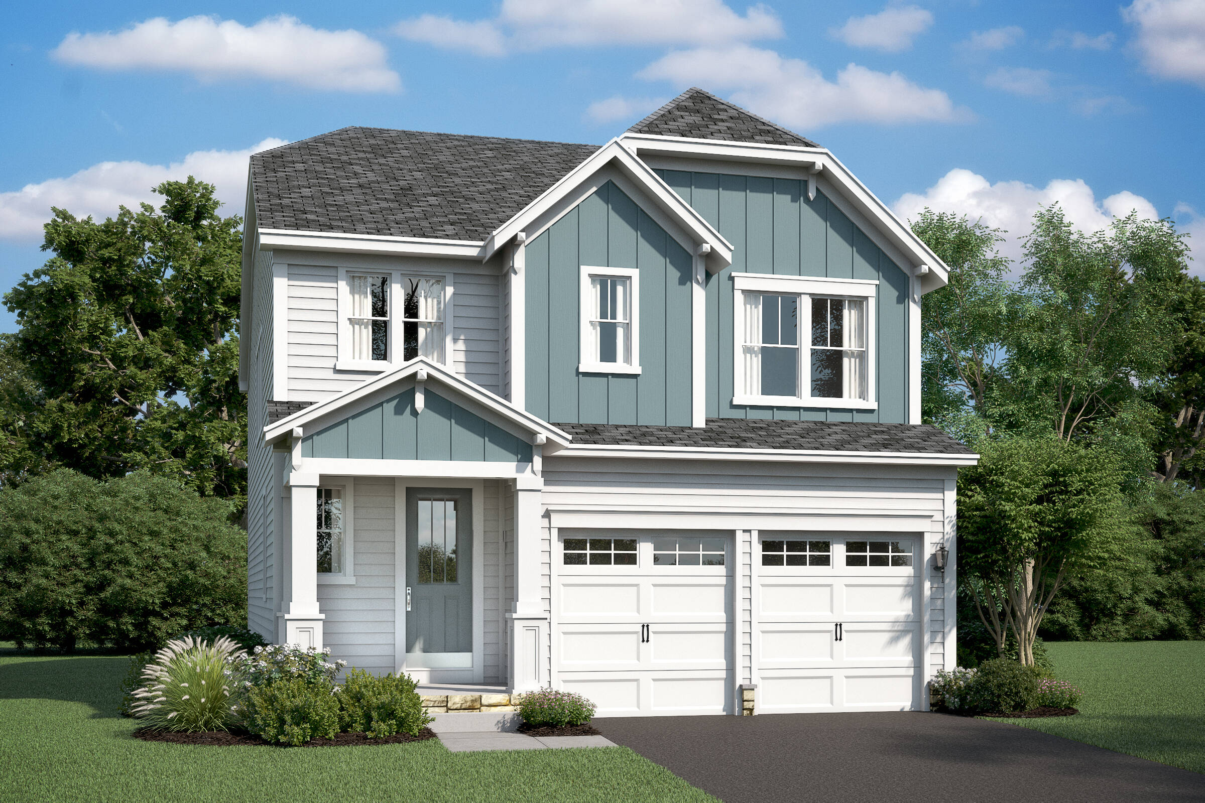 henley b new homes at embrey mill