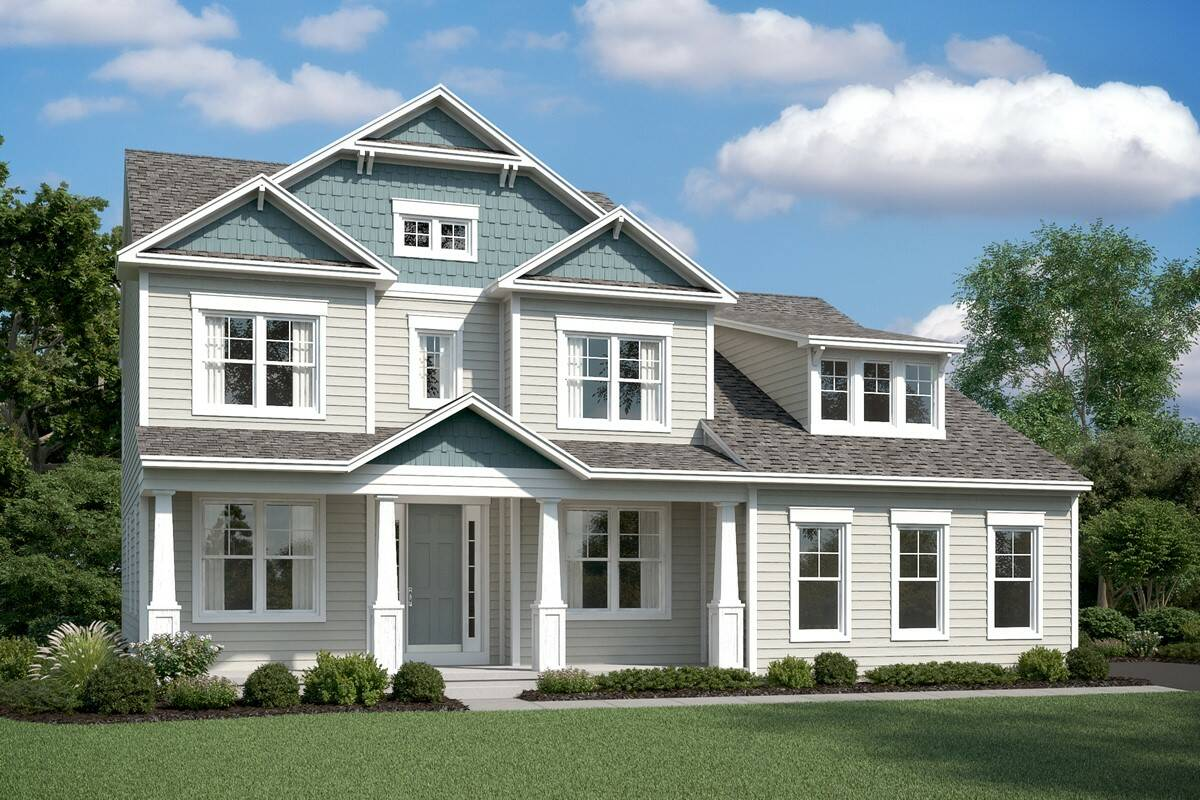 alaska II e new homes at estates of chancellorsville