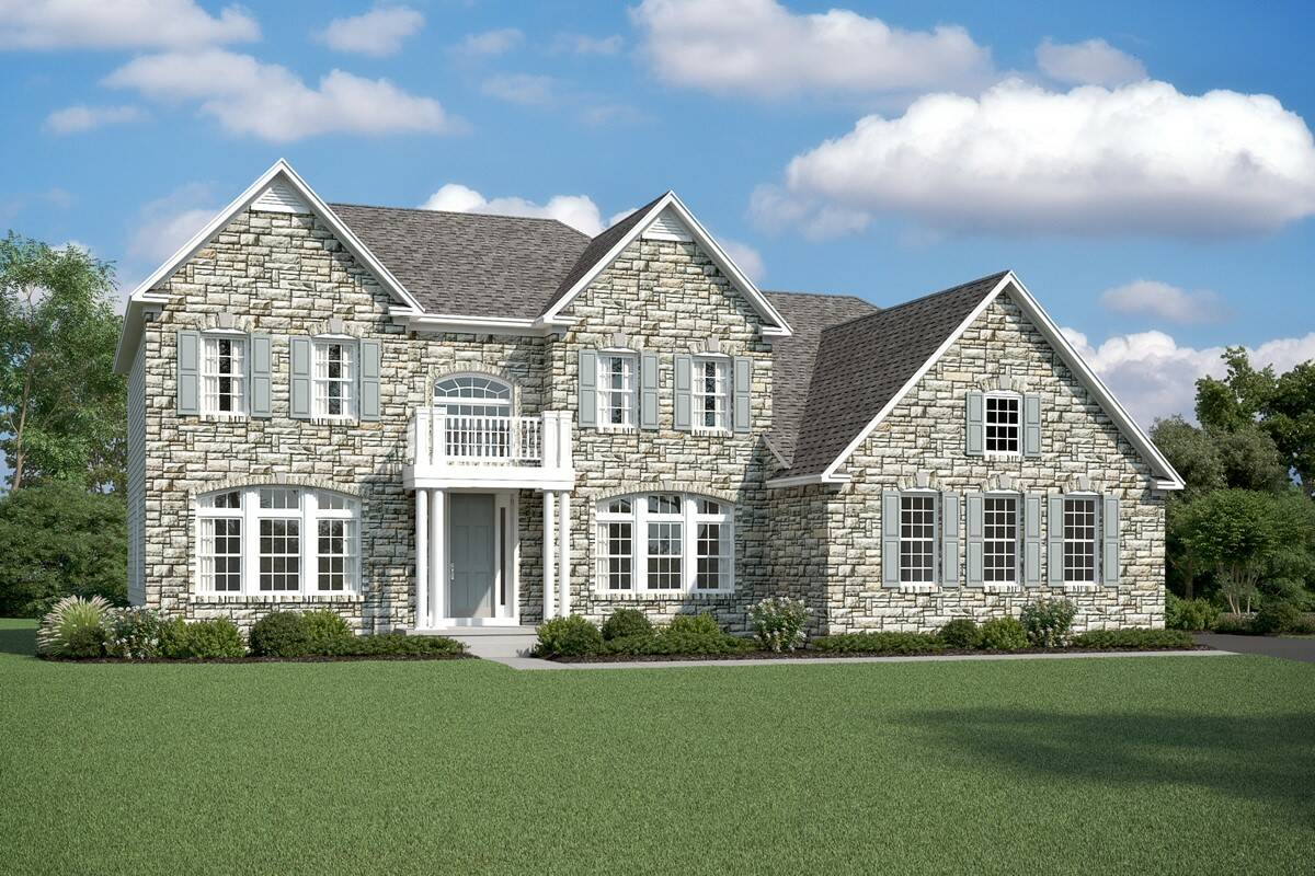 rhode island II dt new homes at esates of chancellorsville