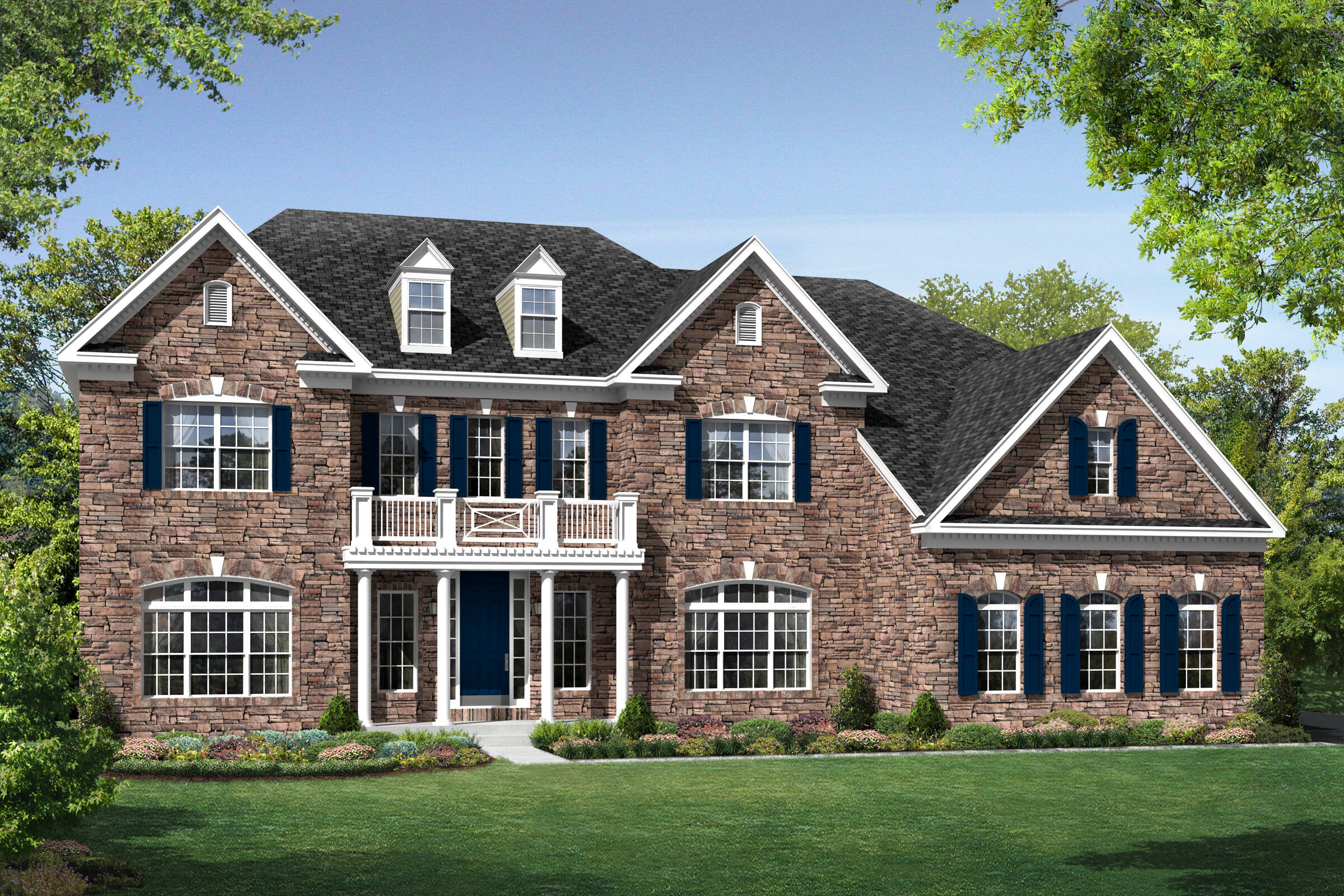 arlington c federal new homes at foxmont