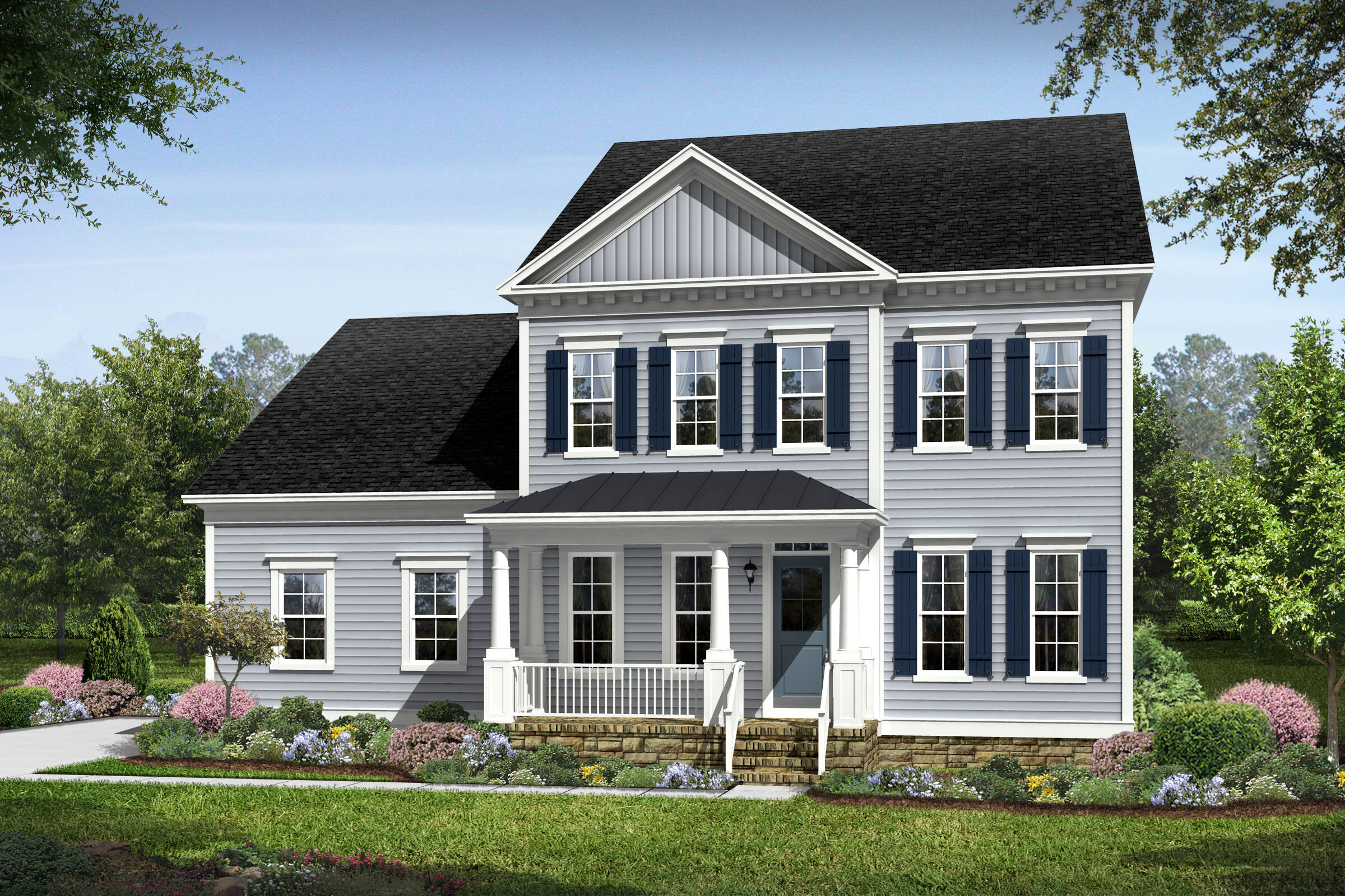 devonshire e new homes at hearth collection