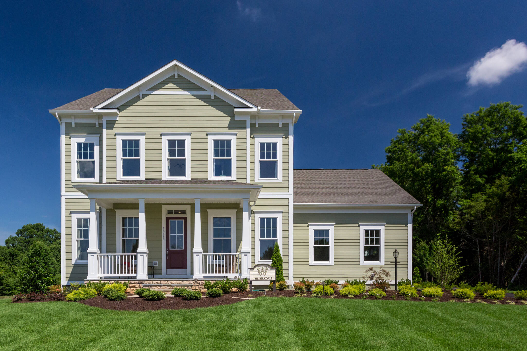 birkdale es new homes at hearth collection