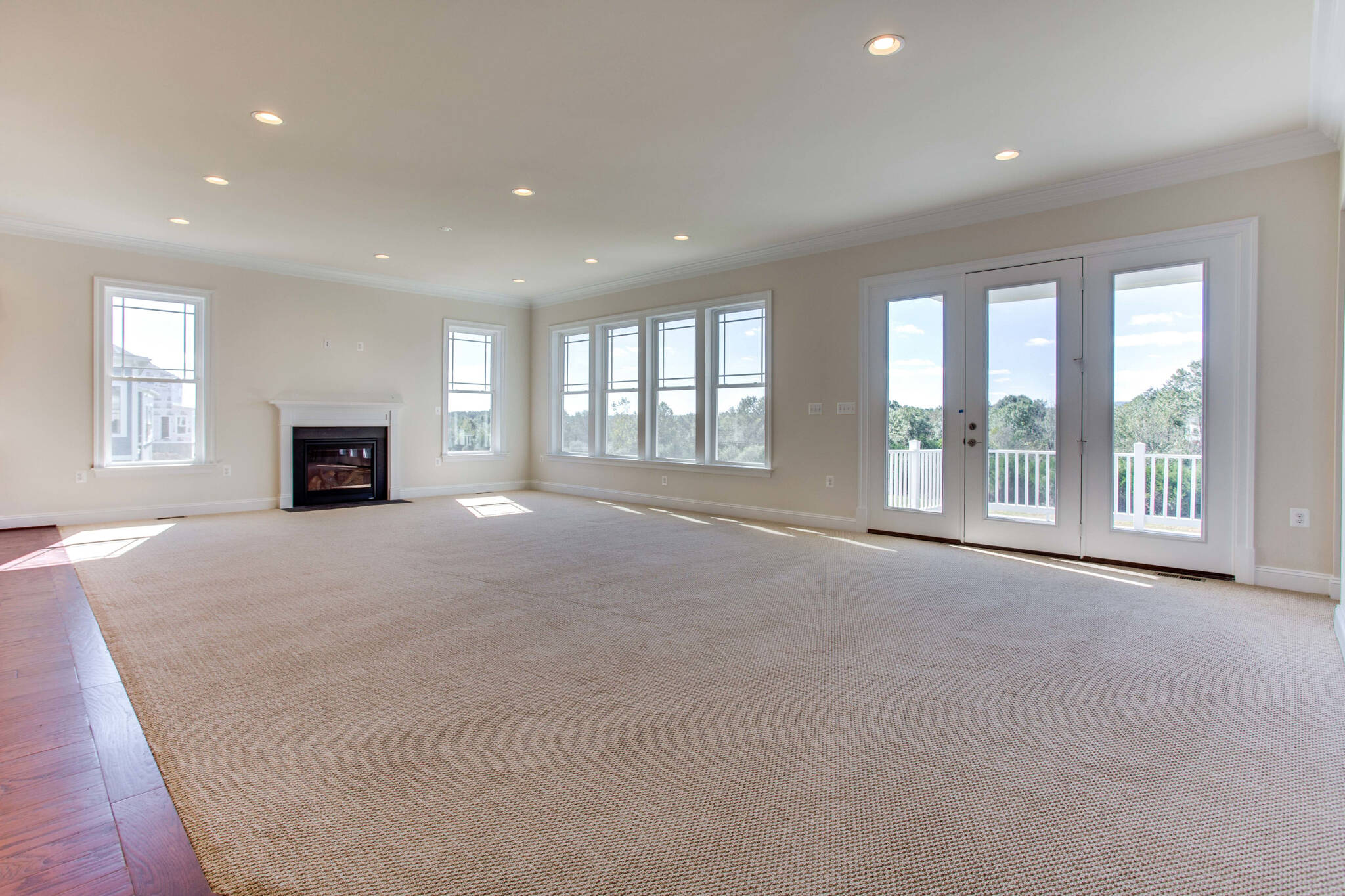 great room highbury 25901 lot 9 at greens hearth collection