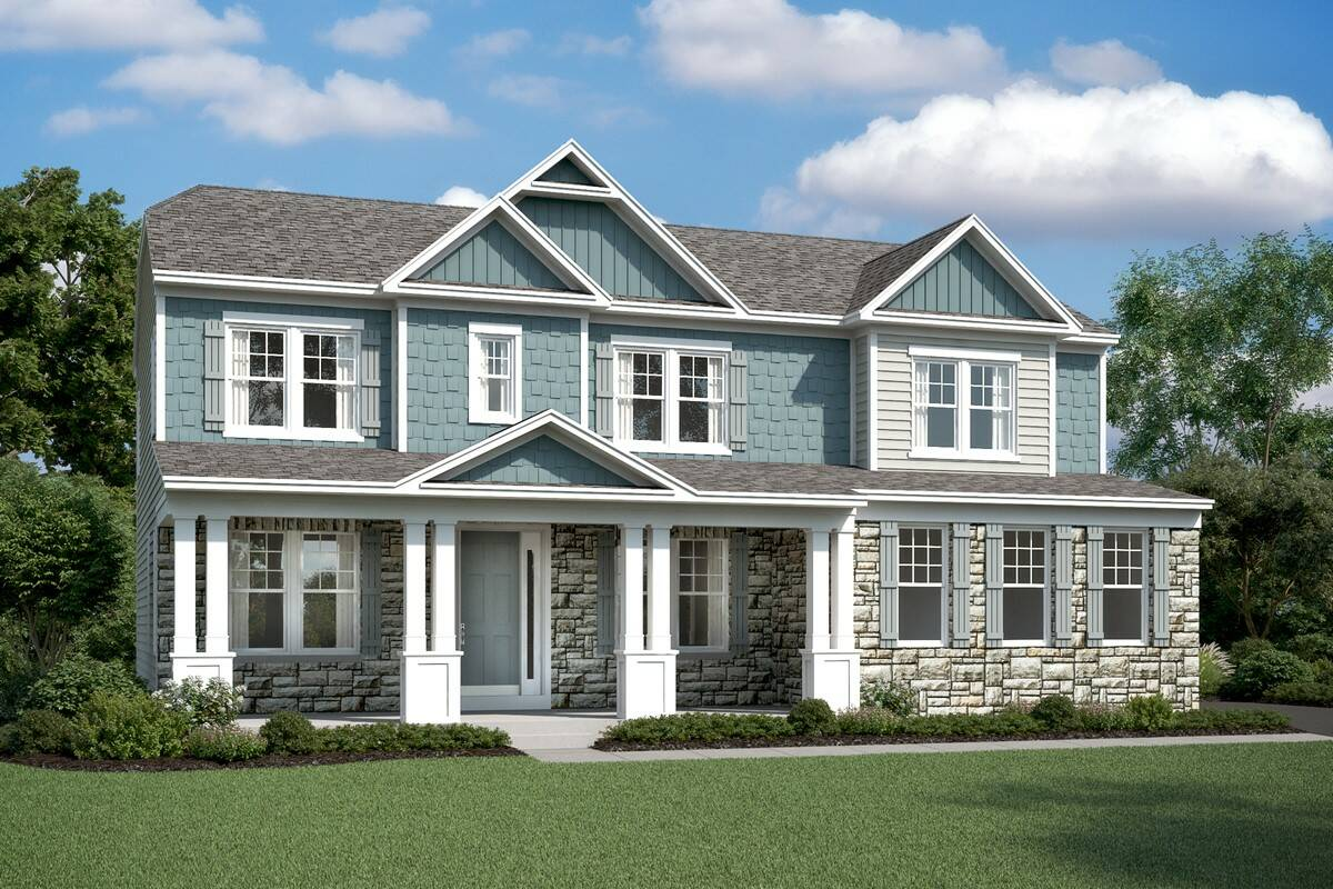 delaware II ct new homes at holly ridge