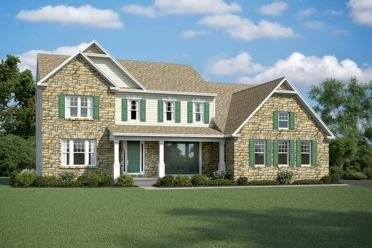 rhode island II bt new homes at holly ridge