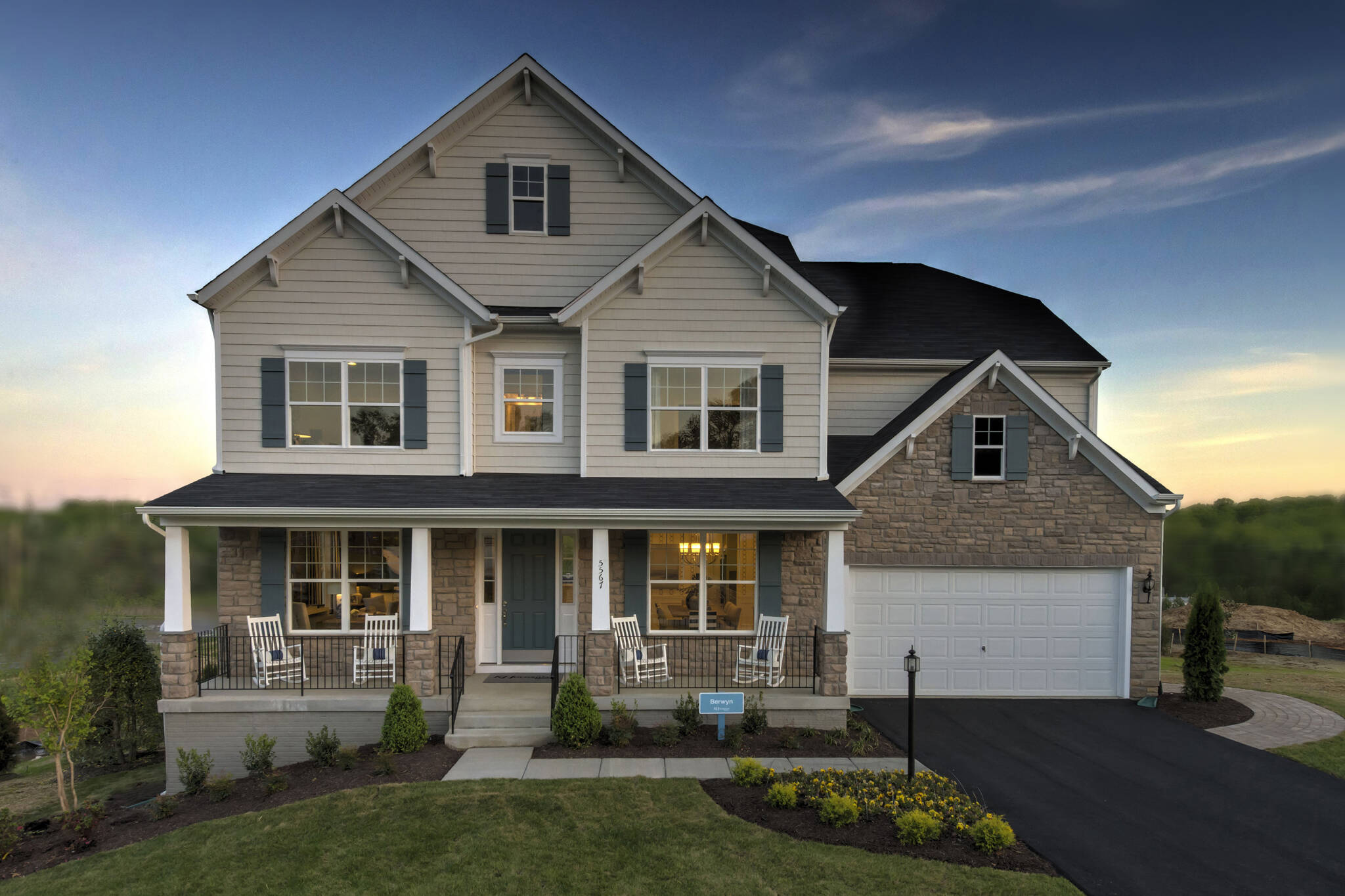 berwyn fg new homes in virginia