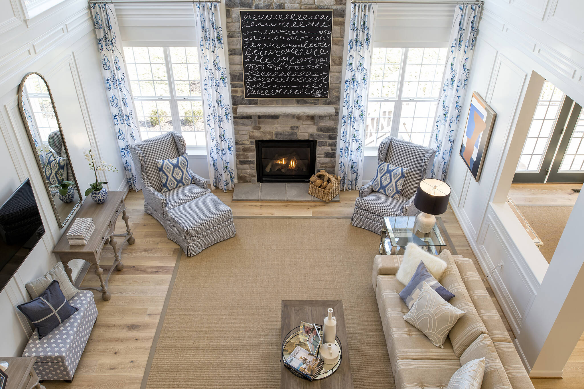 colorado family room new homes in virginia