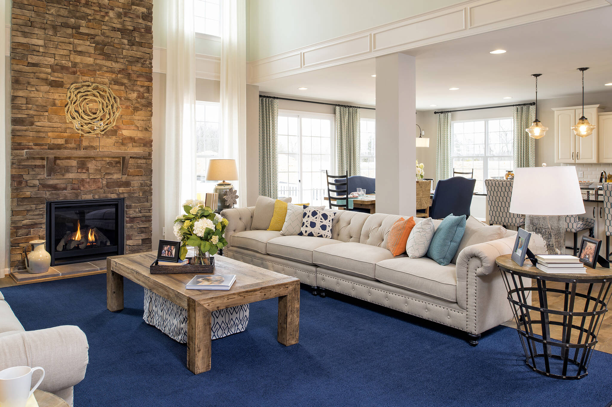 delaware family room new homes in virginia