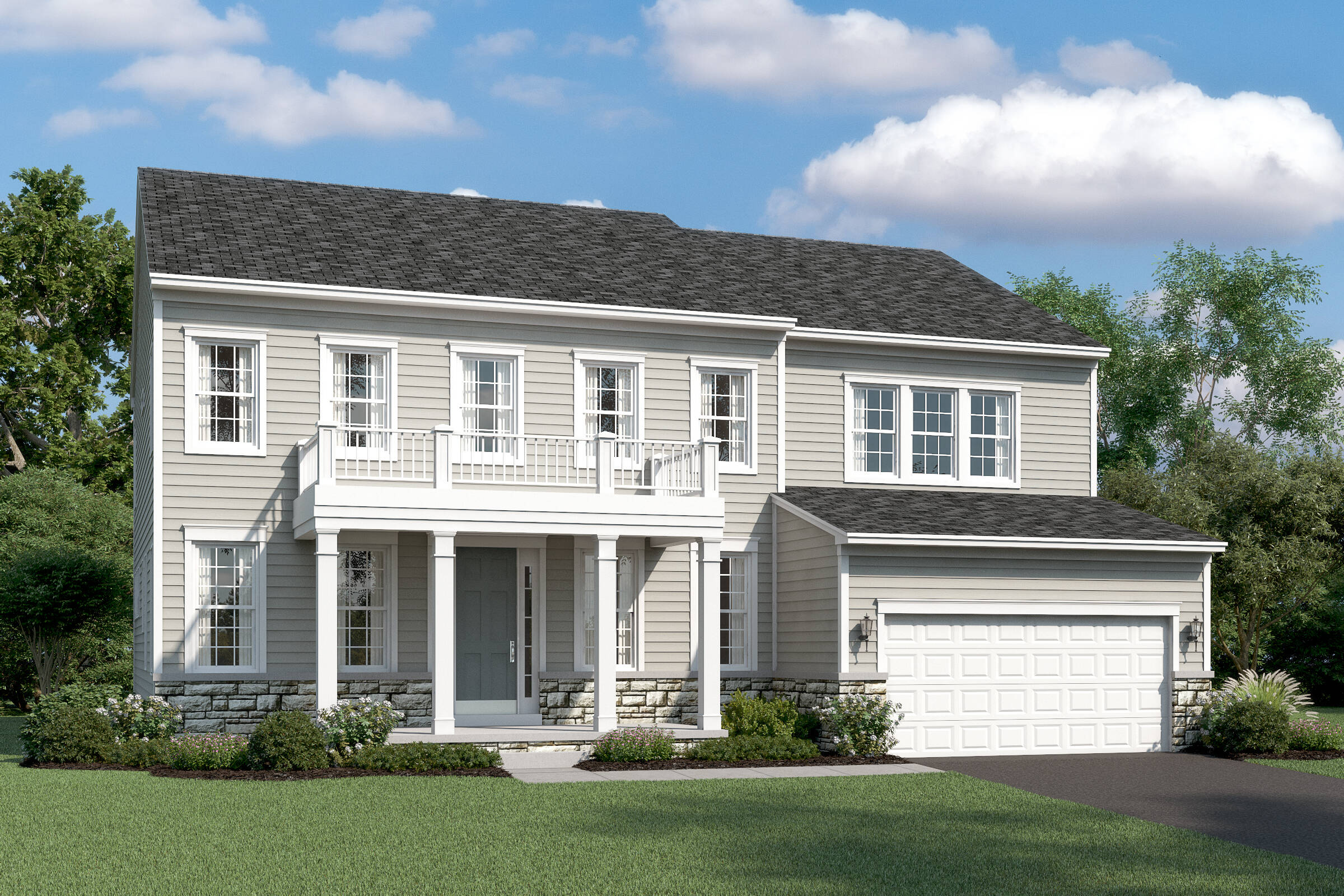 potomac d new homes at nicholson farm