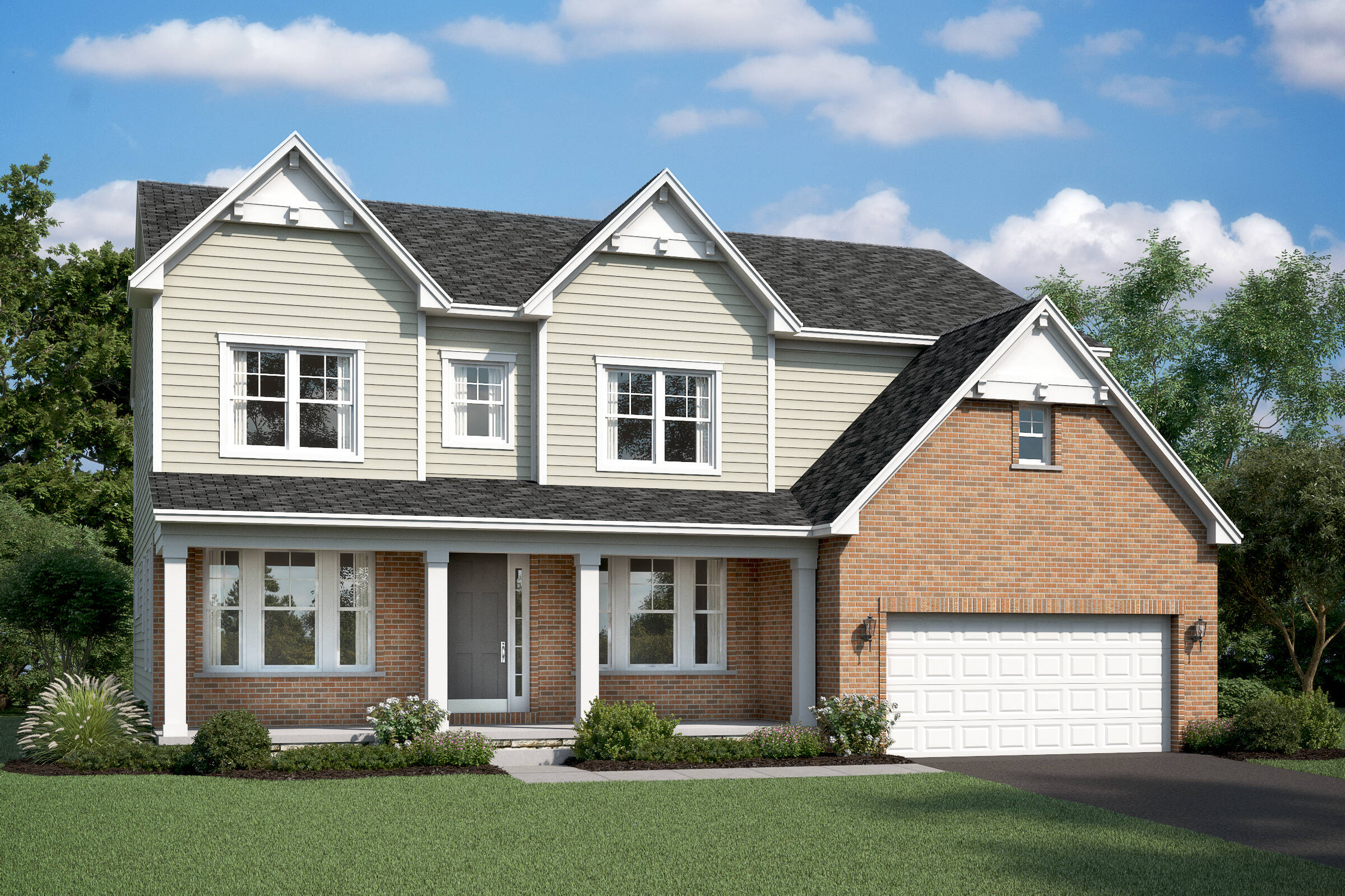 potomac e new homes at nicholson farm