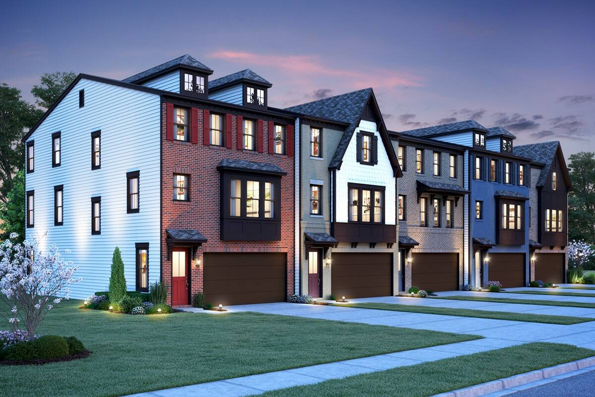 hollins new homes at potomac trace