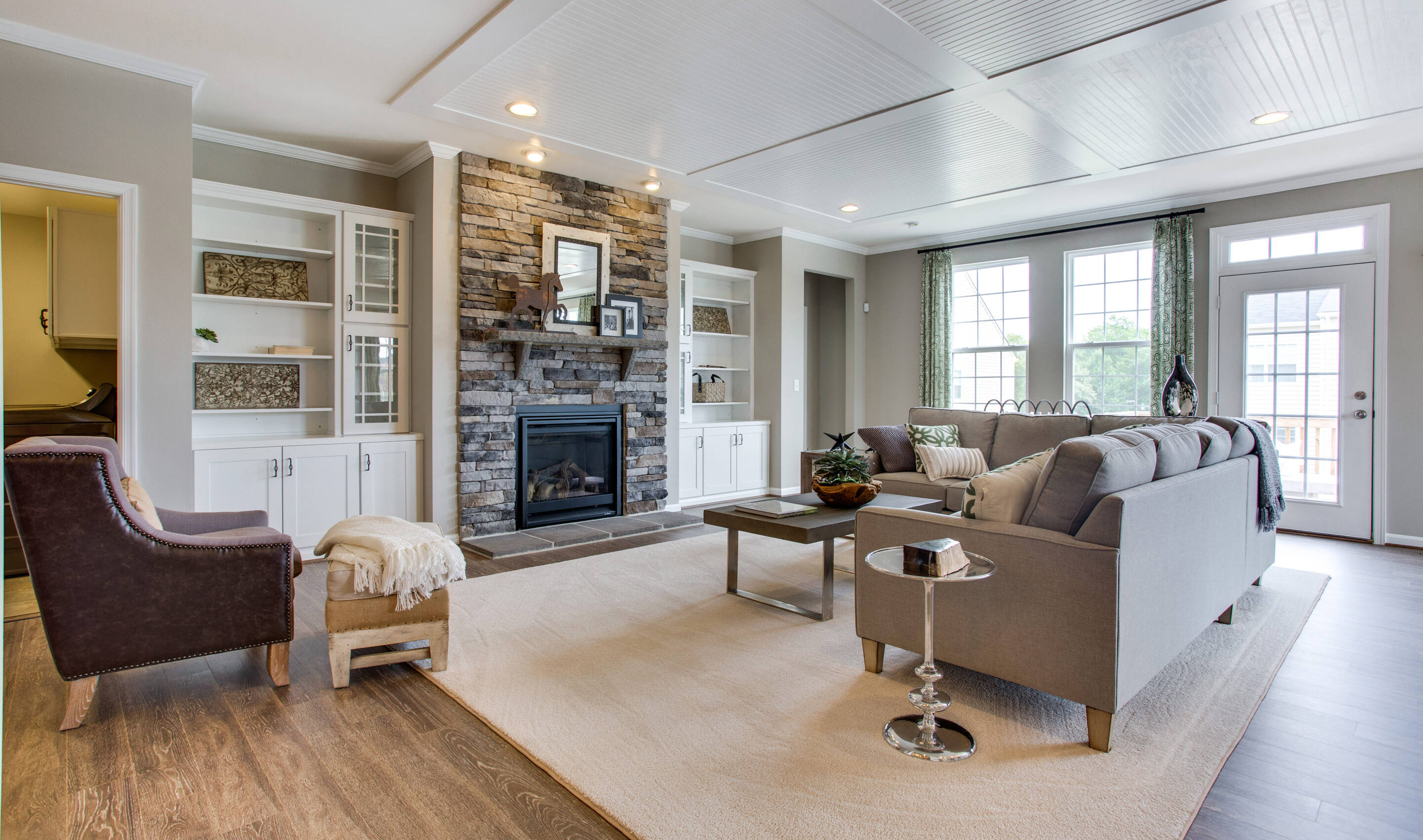 berry hill family room new homes at raymond farm