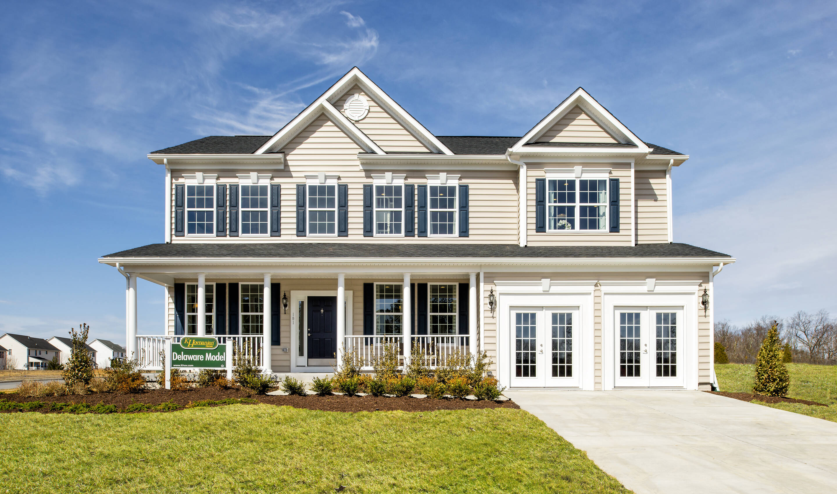 delaware new homes at raymond farm in virginia