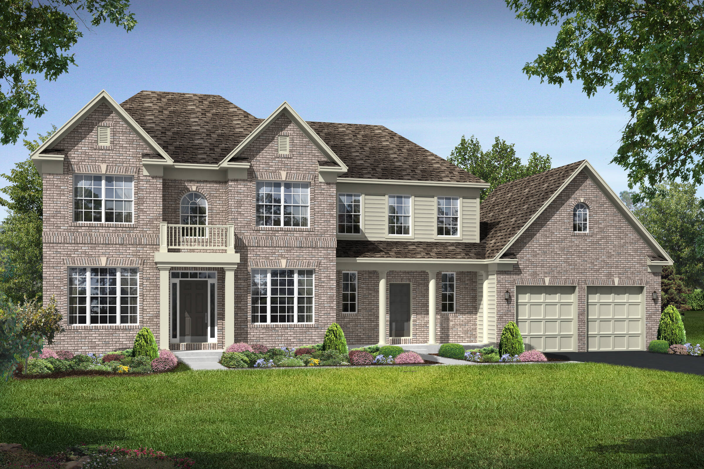 albany dbs new homes at reserves at leeland station in virginia