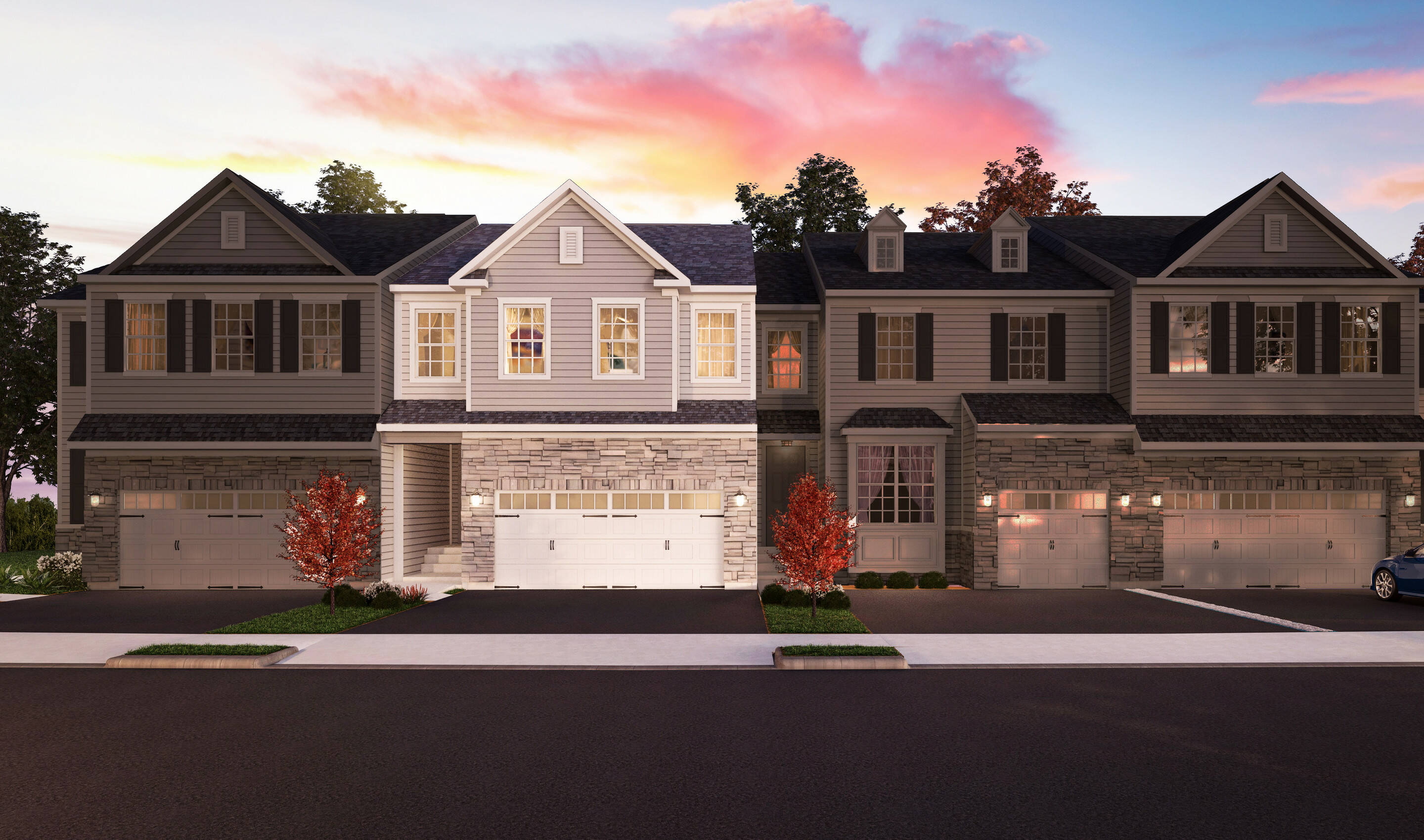 68498_Villages at Country View_Davidson_Shadowed Renderings